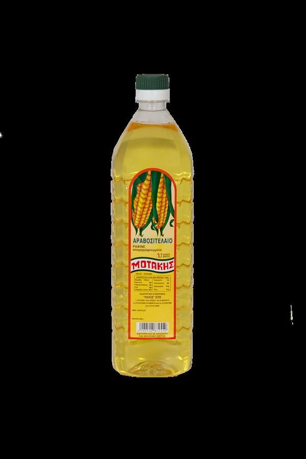 Corn oil 1 LT PET