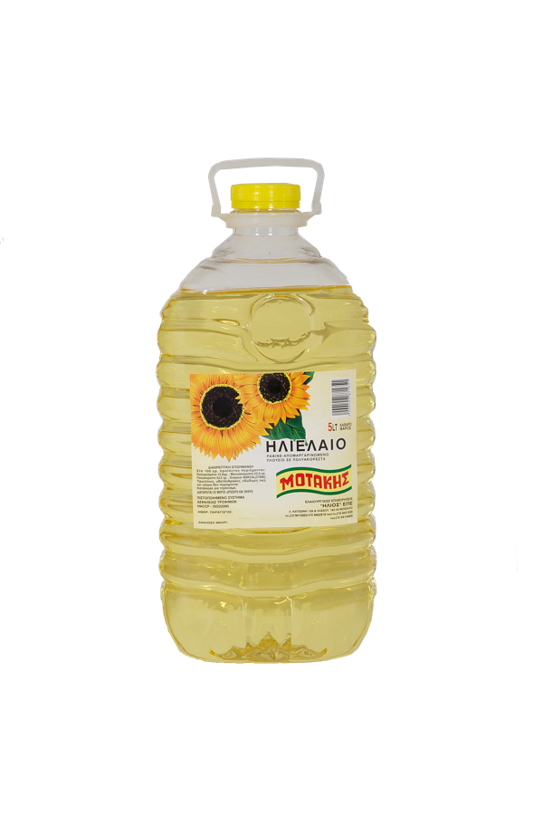 Sunflower Oil 5LT PET