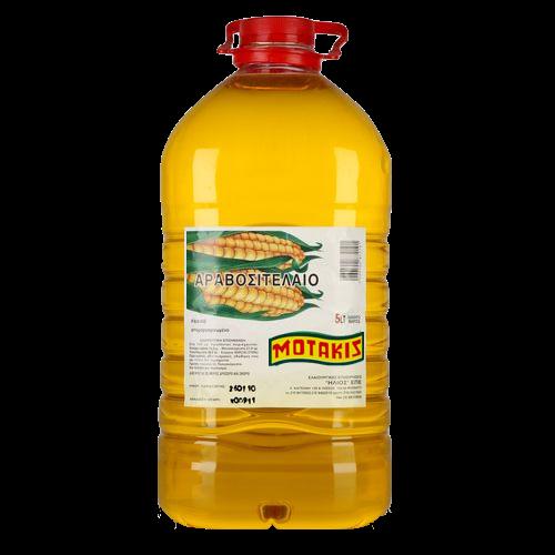 Corn oil 5 LT PET