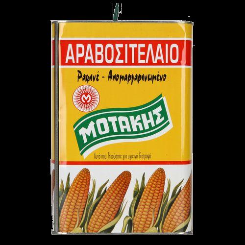 Αραβοσιτέλαιο 10 LT ΜΕΤΑΛΛΙΚΟ